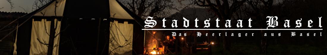 """Das Herrlager """"Stadtstaat Basel"""""""